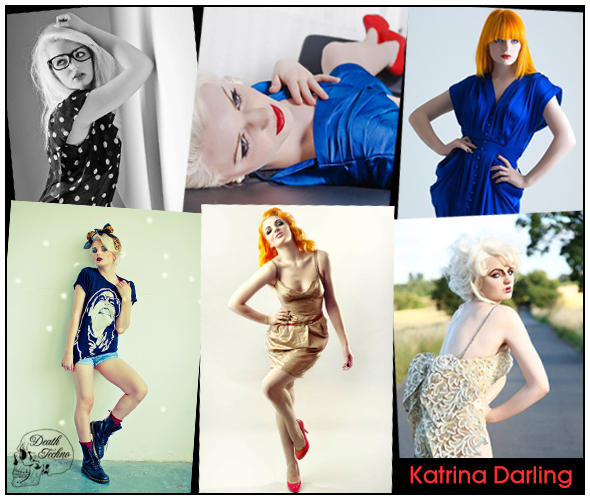 Katrina Darling - Collage 2