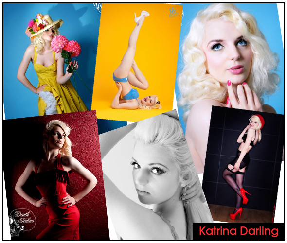 Katrina Darling - Collage 1