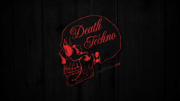 Death Techno Wallpaper 2013.1 HD 1920 x 1080