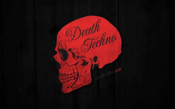 Death Techno Wallpaper 2013.1 Mac 1680 x 1080
