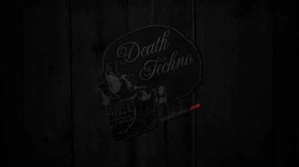 Death Techno Wallpaper 2013.3 HD 1920 x 1080